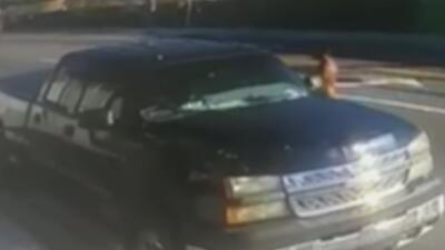 Familia denuncia robo de camioneta con herramientas valoradas en más de 4,000 dólares
