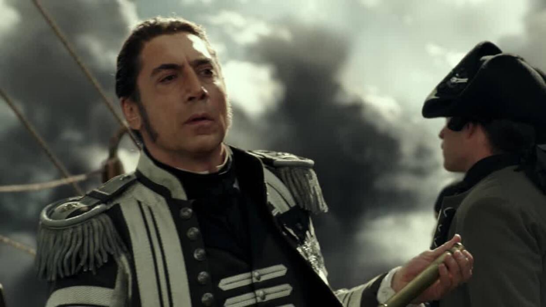 'Pirates of the Caribbean': creando a Salazar con Javier Bardem