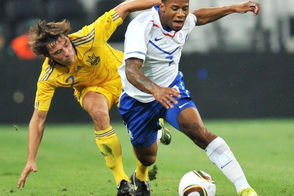 El marcador final entre Holanda y Ucrania fue 0-0. Entre otros resultado...