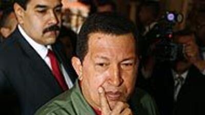 Chávez aseguró que es infame pedir a colombianos tener cuidado al viajar...
