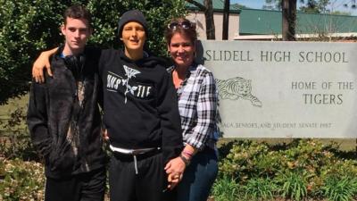 Estos gemelos necesitaban un trasplante de hígado, pero solo uno de ellos pudo salvarse