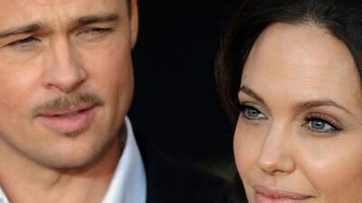 La historia de amor de Brad Pitt y Angelina Jolie