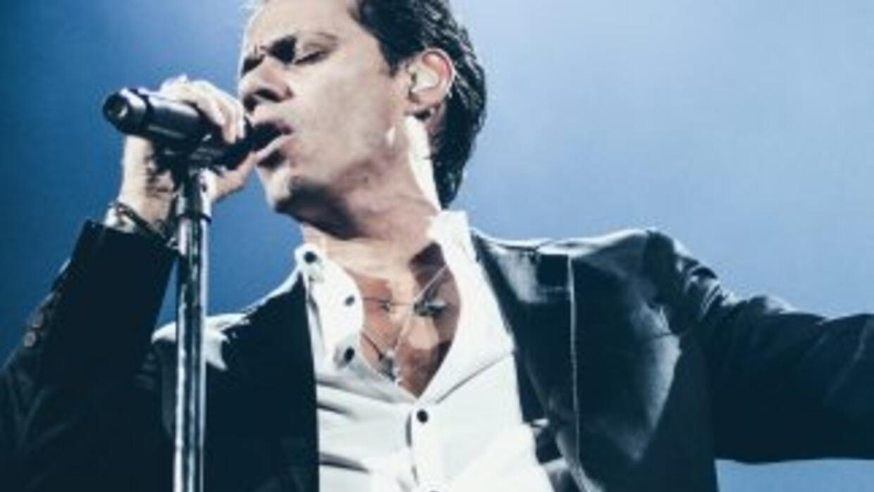 Marc Anthony Returns to the Bay Area