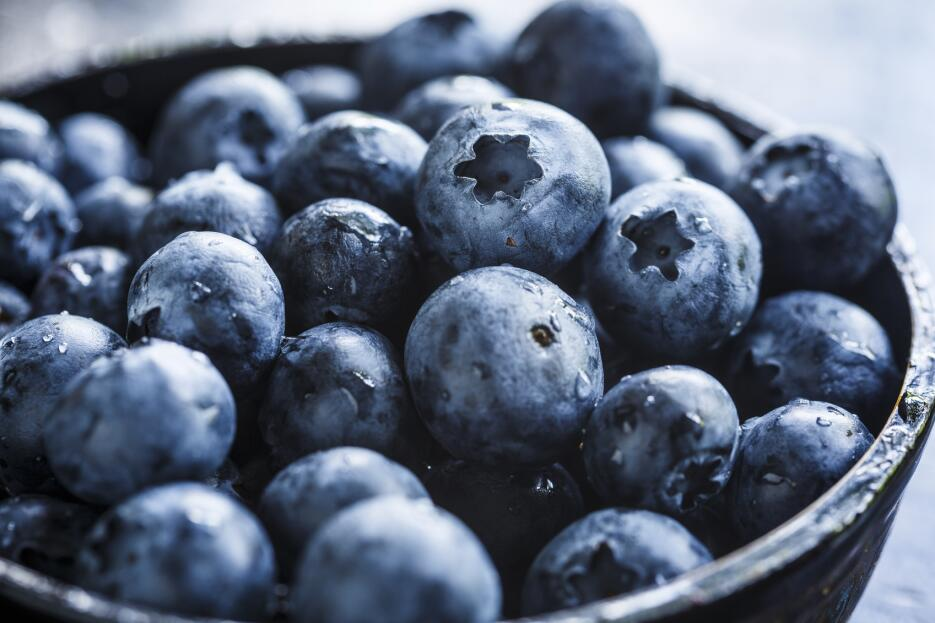 salud blueberries arandanos