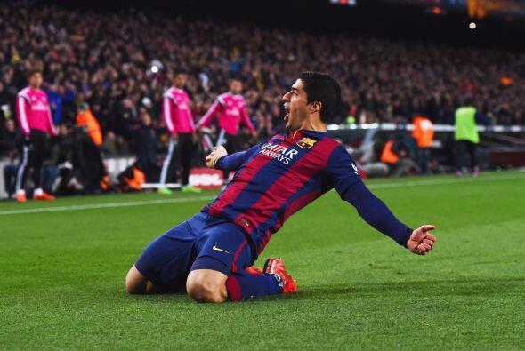 Suárez (8): Batalló en solitario con Pepe y Ramos en un primer tiempo en...