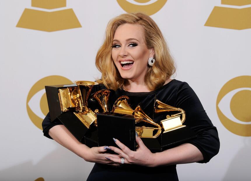 Fotos de la cantante Adele