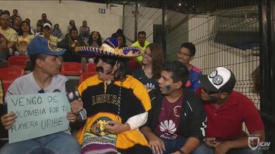 Así vivió Kevin Arnulfo el empate del América ante Monterrey