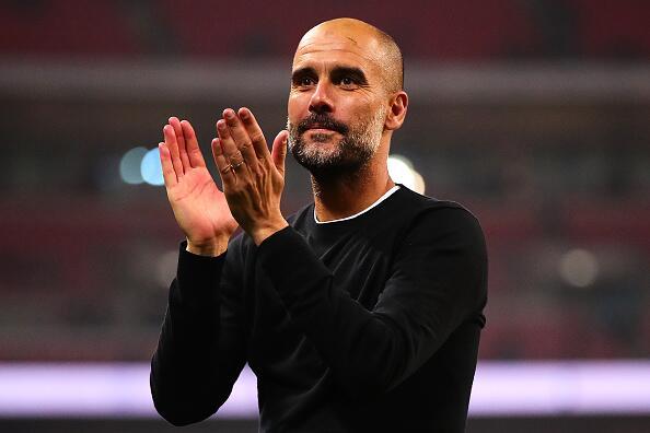 Los 'mandamientos' de Pep Guardiola con el Manchester City premier-leagu...