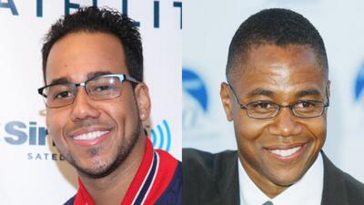 9 cantantes latinos y sus dobles en Hollywood ¡Parecen clones!