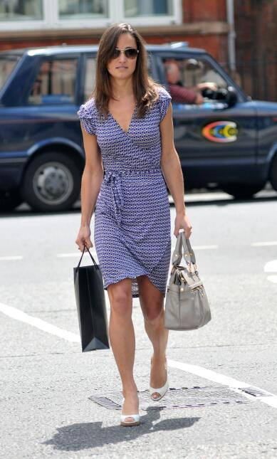 Estilo Pippa Middleton