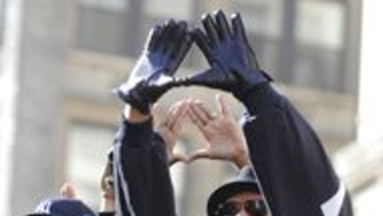 Desfile en honor a los Yankees por ganar la Serie Mundial 8b46eb8c13544a...