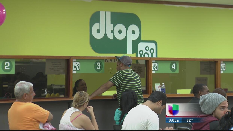 Departamento de Transportación y Obras Públicas de Puerto Rico DTOP
