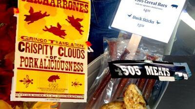 Carnicería 4505 Meats estrenó su barrita dulce hecha con 'marshmallows'...