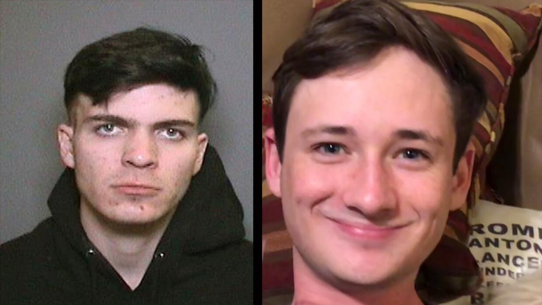 Samuel Lincoln Woodward, de 20 años, fue arrestado como el principal sos...