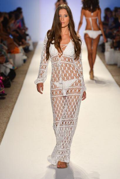 Aquellos en forma de túnica le darán un toque súper glamouroso a tu 'loo...