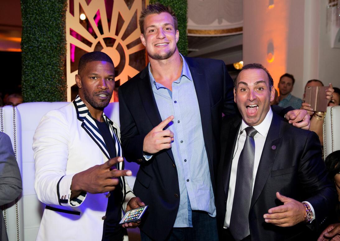 Rob Gronkowski piensa en retiro de NFL para ser estrella de Hollywood ap...