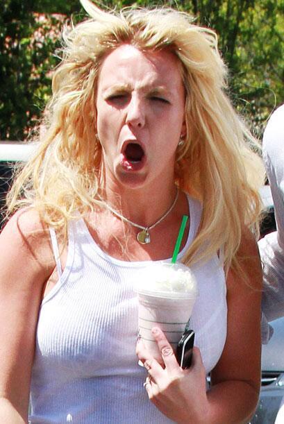 Britney Spears celulitis