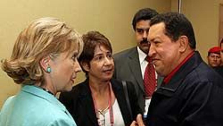 Venezuela criticó y descalificó declaraciones de Hillary Clinton 1fc1424...