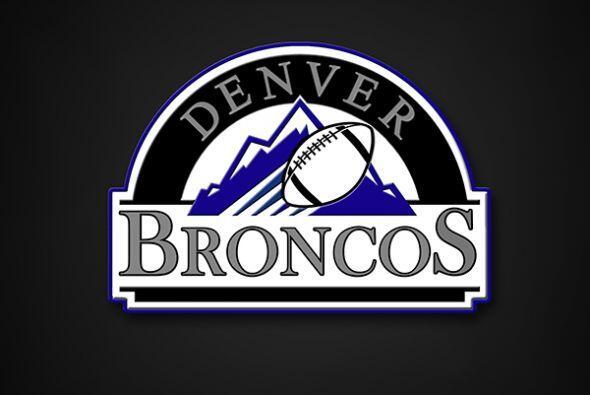 Broncos de Denver con los Rockies.