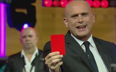 Las tarjetas del Conde K: Tarjeta roja para 'Chicharito' que brilló por...