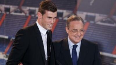 El presidente del Madrid confía en que Bale haga lo necesario para marca...