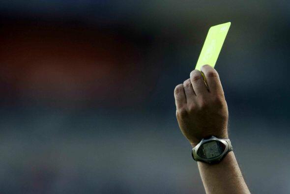 Conoce a los jugadores y entrenadores que por mala conducta o reclamos s...