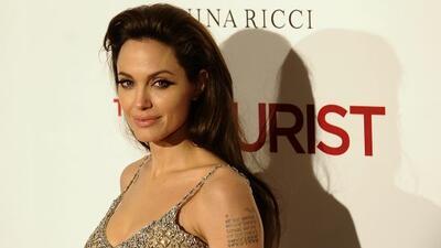 La actriz publicó un artículo en el que dice que tenía 87 por ciento de...