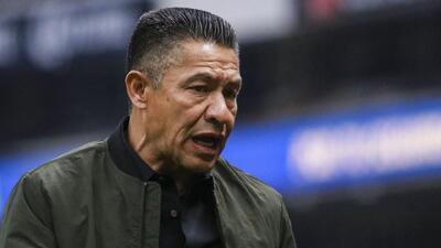 Ignacio Ambriz consideró que su equipo jugó bien pese a derrota ante Xolos