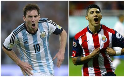 Los mejores 5 goles del Año, votados por ti para Premios Univision Deportes