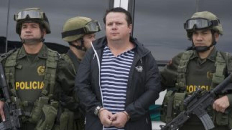 """Alejandro Jiménez, alías """"El Palidejo"""", está acusado de ordenar el ataqu..."""