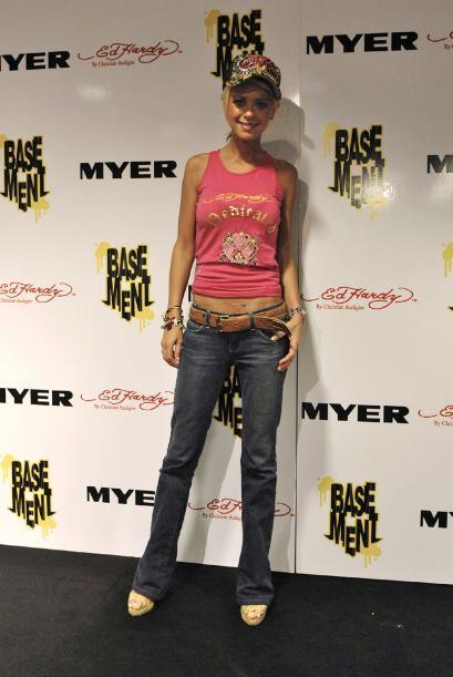 A la actriz no le bastó una mala lipoescultura para bajar de peso sino q...