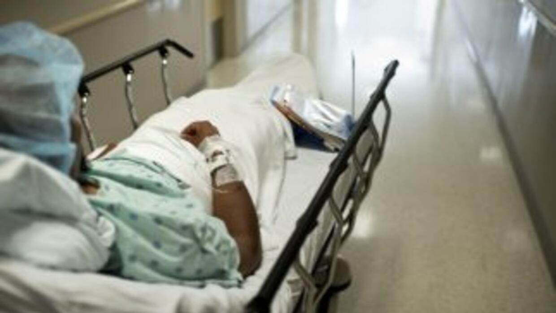 El paciente fue transferido allí por órdenes del Departamento de Salud d...