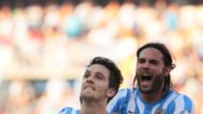 Luis Alberto anotó el segundo tanto tras una brillante acción individual...