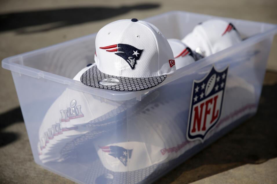 El Super Bowl LI: ¿dinastía o 'sorpresa'? AP_17030776065450.jpg