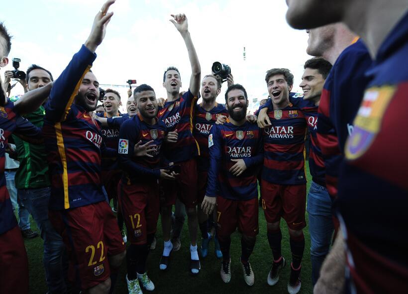 Barcelona campeon
