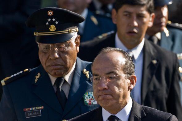 Esa muerte afectó demasiado a Calderón porque además de que Mouriño era...