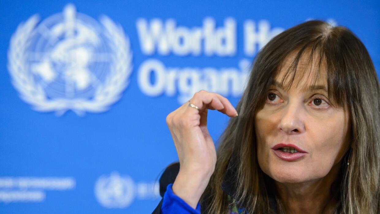 Marie-Paule Kieny, subdirectora de la OMS