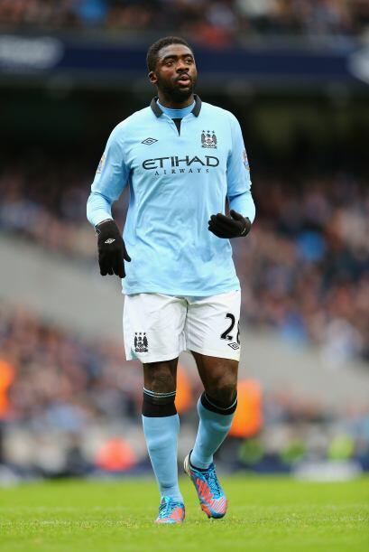 El marfileño Kolo Touré ya es jugador de los 'Reds' para reemplazar al r...