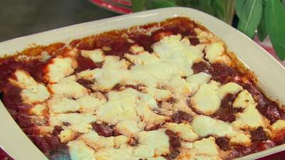 Celebra el día de la lasaña con esta rica receta del chef Pepín
