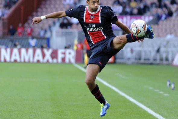 Ejecutó de manera perfecta dos penales en la victoria del PSG en contra...