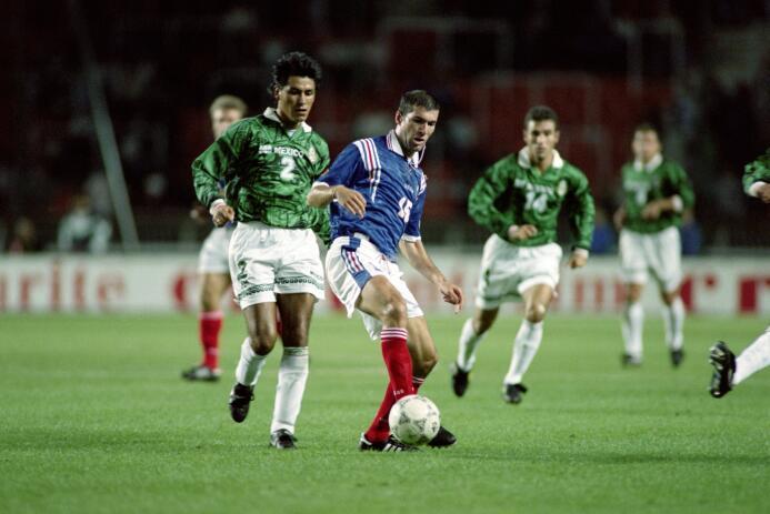 Enhorabuena, Míster Merengue Zinedine Zidane GettyImages-465206776.jpg
