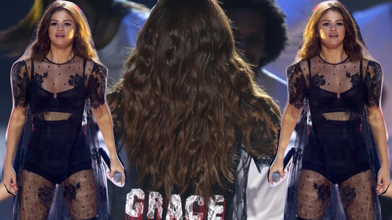 Selena Gomez hace de su pelo uno  de sus mejores aliados de belleza.