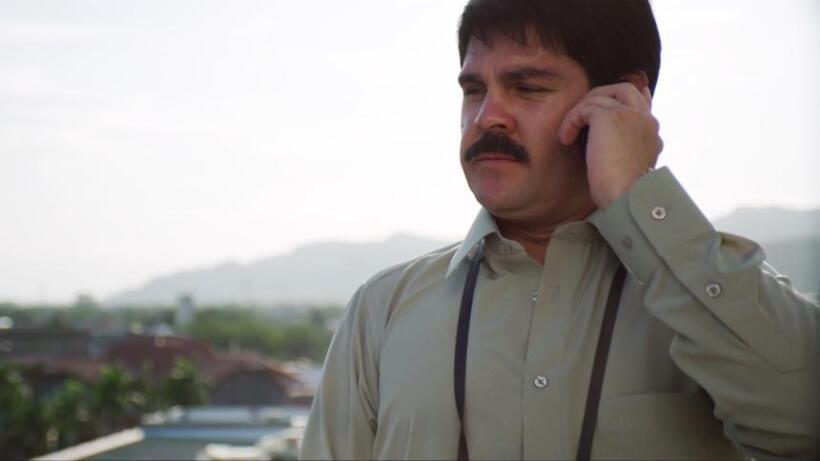 El Chapo llamada Don Sol
