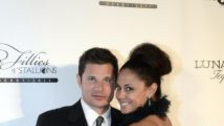 Vanessa Minillo y Nick Lachey están esperando su primer hijo, así lo con...