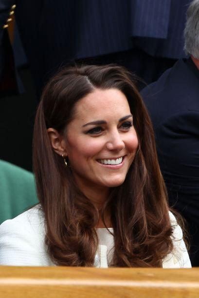 ¿Será que se sentía opacada por la belleza de la Duquesa de Cambridge?
