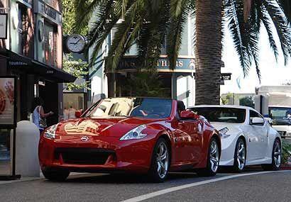 Con los modelos Roadster y Nismo se completó la renovación de la línea 3...