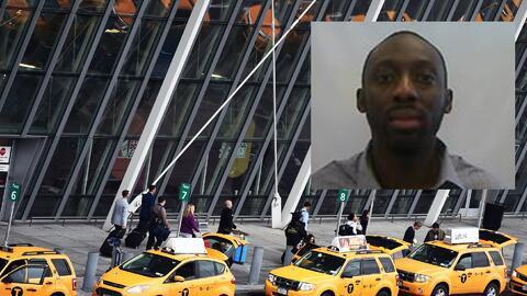 ICE indicó que Mohamadou Lamine Mbacke es un ciudadano de Senegal...