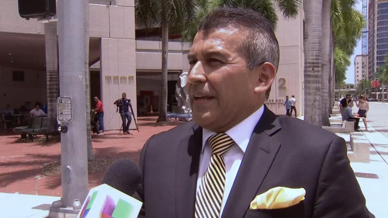 Sidney Sitton, abogado de Ricardo Martinelli en Panamá