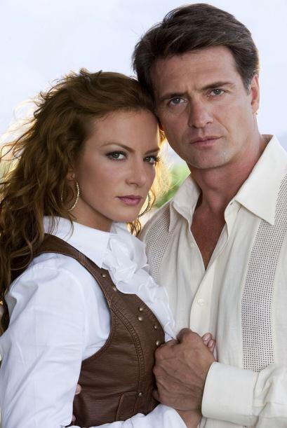 Pero tiempo después en Cuando Me Enamoro la pudimos ver con Juan Soler c...
