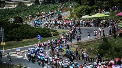 En fotos: Peter Sagan gana la segunda etapa del Tour de Francia 2018 y toma el liderato